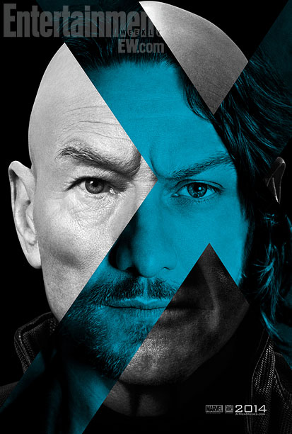 X-MEN: DAYS OF FUTURE PAST – први постери!