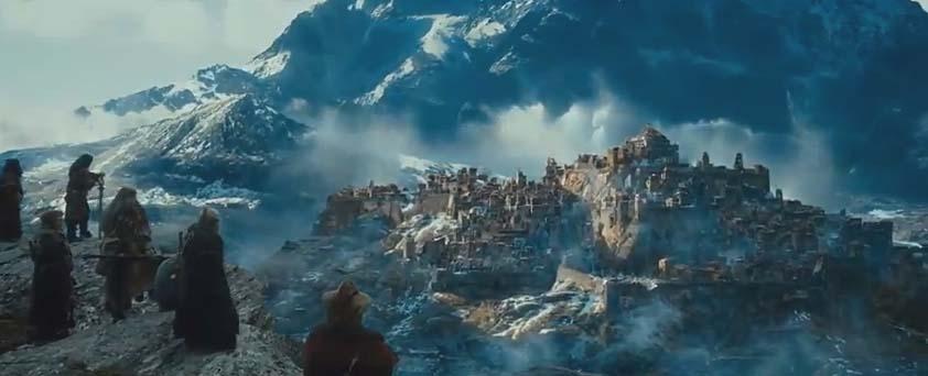 Трејлер-The Desolation of Smaug